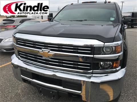 2016 Chevrolet Silverado 2500HD for sale in Middle Township, NJ