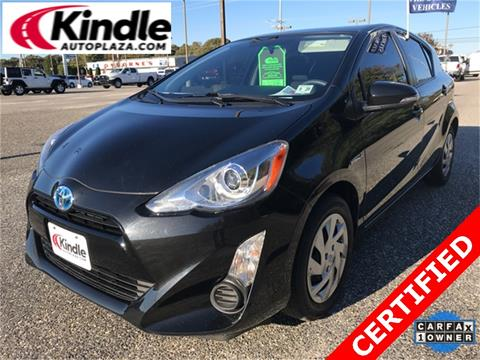 2015 Toyota Prius c for sale in Middle Township, NJ