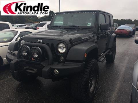 2014 Jeep Wrangler Unlimited For Sale In Middle Township, NJ