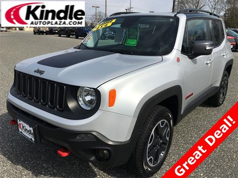 2016 Jeep Renegade for sale in Middle Township, NJ