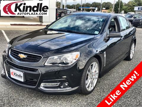 2014 Chevrolet SS for sale in Middle Township, NJ