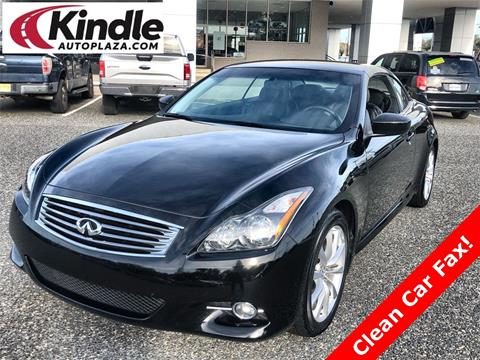 2013 Infiniti G37 Convertible for sale in Middle Township, NJ