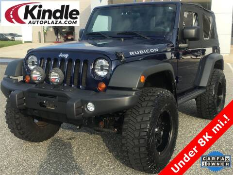 2013 Jeep Wrangler for sale in Middle Township, NJ