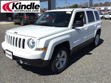 2017 Jeep Patriot for sale in Middle Township, NJ