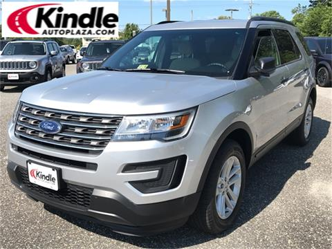 2017 Ford Explorer for sale in Middle Township, NJ