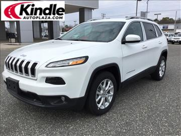 2017 Jeep Cherokee for sale in Middle Township, NJ