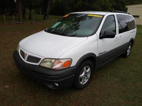 2004 Pontiac Montana for sale in Ocala, FL