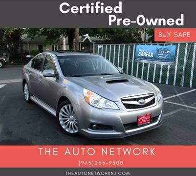 2010 Subaru Legacy for sale at The Auto Network in Lodi NJ