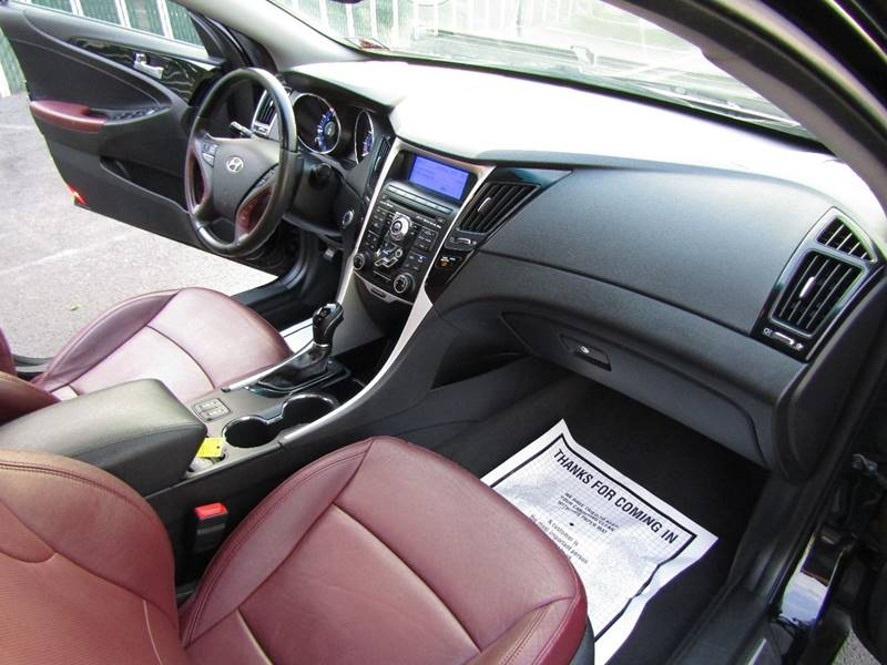 2011 Hyundai Sonata for sale at The Auto Network in Lodi NJ