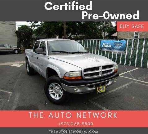 2002 Dodge Dakota for sale at The Auto Network in Lodi NJ