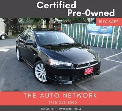 2010 Mitsubishi Lancer for sale at The Auto Network in Lodi NJ