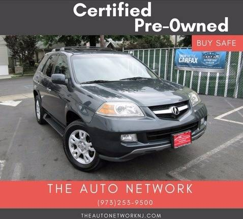 2005 Acura MDX for sale at The Auto Network in Lodi NJ