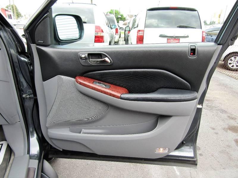 2005 Acura MDX for sale at The Auto Network in Lodi NJ