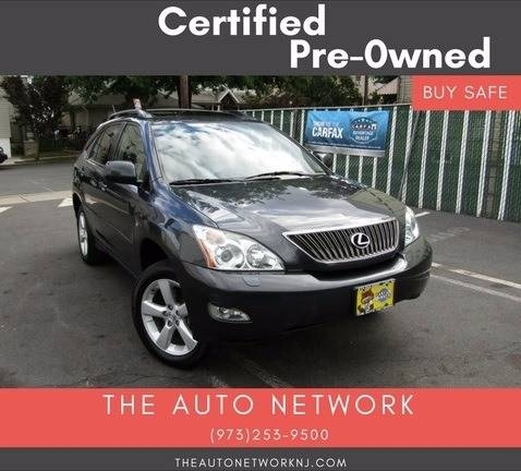 2004 Lexus RX 330 for sale at The Auto Network in Lodi NJ