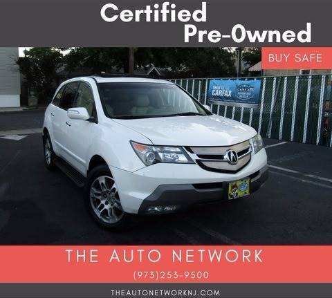 2007 Acura MDX for sale at The Auto Network in Lodi NJ
