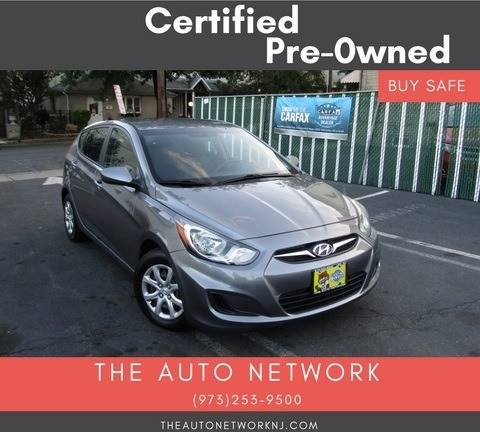 2014 Hyundai Accent for sale at The Auto Network in Lodi NJ