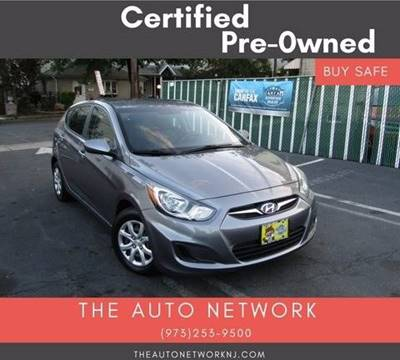 2014 Hyundai Accent for sale in Lodi, NJ