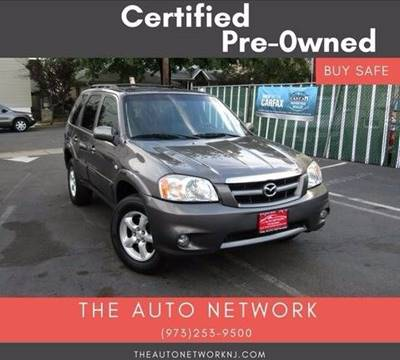 2005 Mazda Tribute for sale at The Auto Network in Lodi NJ