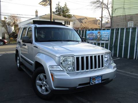 2010 Jeep Liberty for sale in Lodi, NJ