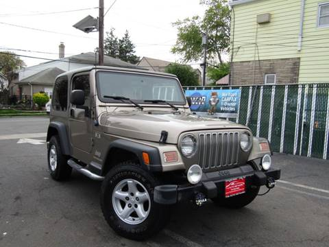 2004 Jeep Wrangler for sale in Lodi, NJ