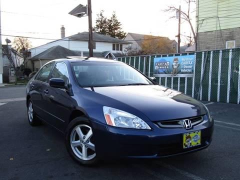2003 Honda Accord for sale in Lodi, NJ