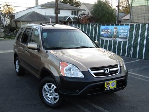 2002 Honda CR-V for sale in Lodi, NJ