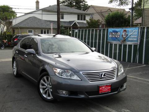 2012 Lexus LS 460 for sale at The Auto Network in Lodi NJ