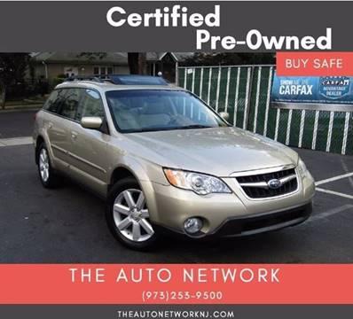 2008 Subaru Outback for sale at The Auto Network in Lodi NJ