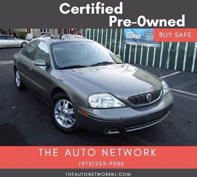 2004 Mercury Sable for sale at The Auto Network in Lodi NJ
