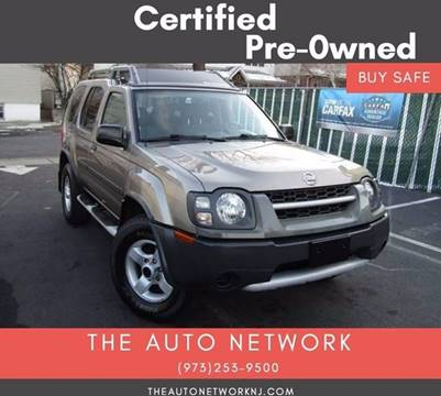 2004 Nissan Xterra for sale at The Auto Network in Lodi NJ