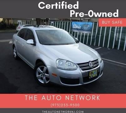 2008 Volkswagen Jetta for sale at The Auto Network in Lodi NJ