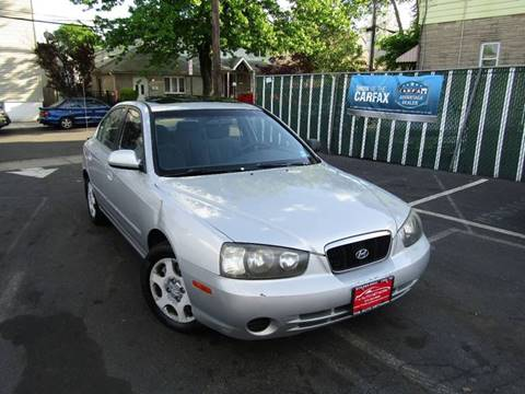 2001 Hyundai Elantra for sale at The Auto Network in Lodi NJ