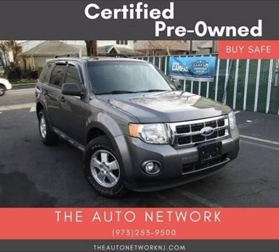 2011 Ford Escape for sale at The Auto Network in Lodi NJ