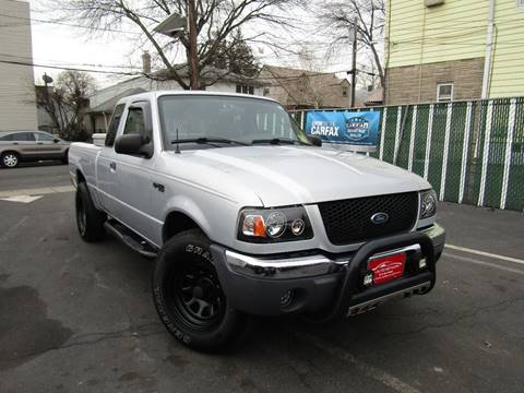 2003 Ford Ranger for sale at The Auto Network in Lodi NJ