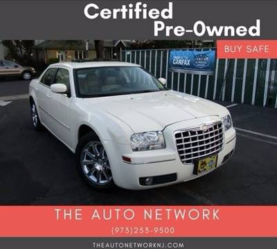 2009 Chrysler 300 for sale at The Auto Network in Lodi NJ