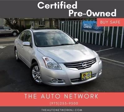 2010 Nissan Altima for sale at The Auto Network in Lodi NJ