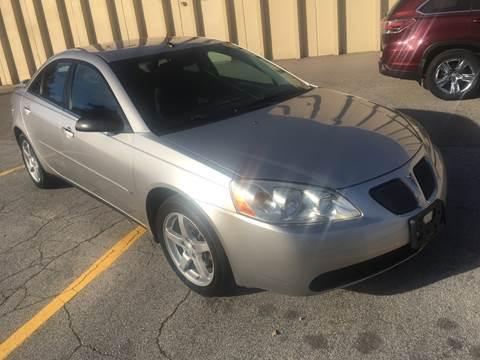 2008 Pontiac G6 for sale in Merriam, KS