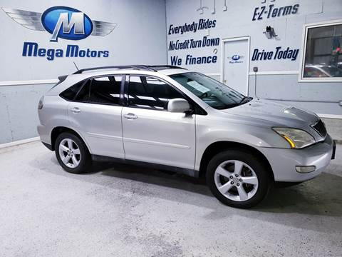 2007 Lexus RX 350 for sale in South Houston, TX