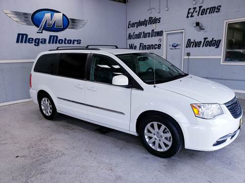 2014 Chrysler Town and Country for sale in South Houston, TX