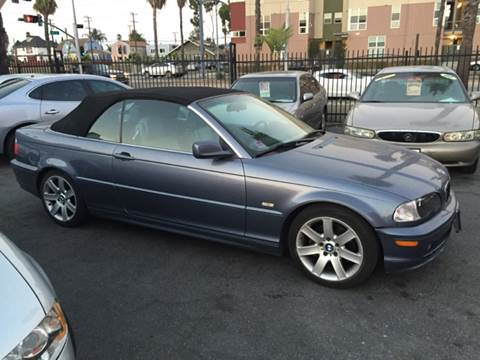2002 BMW 3 Series for sale in Long Beach, CA