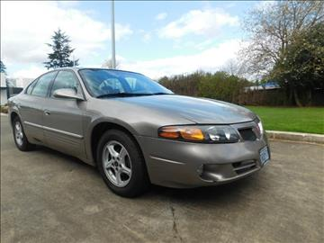 2002 Pontiac Bonneville for sale in Portland, OR