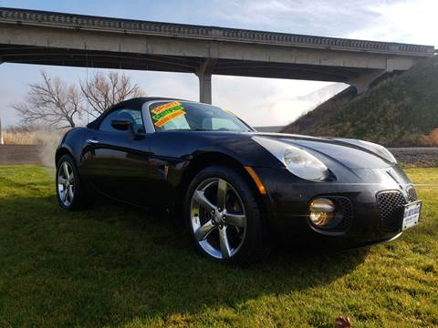 2007 Pontiac Solstice for sale in Union Gap, WA
