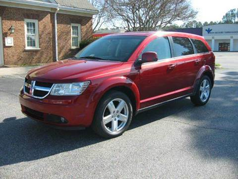 2009 Dodge Journey for sale at HL McGeorge Auto Sales Inc in Tappahannock VA