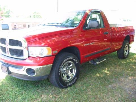 2005 Dodge Ram Pickup 1500 for sale at HL McGeorge Auto Sales Inc in Tappahannock VA