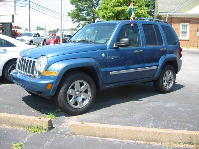 2005 Jeep Liberty for sale at HL McGeorge Auto Sales Inc in Tappahannock VA