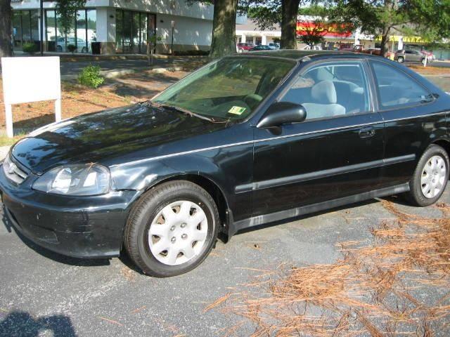 2000 Honda Civic DX 2dr Coupe   Tappahannock VA