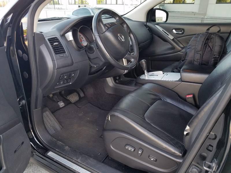 2009 Nissan Murano AWD SL 4dr SUV - Miami Springs FL