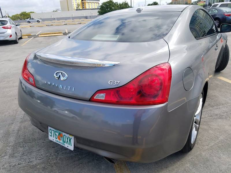 2009 Infiniti G37 Coupe Journey 2dr Coupe - Miami Springs FL