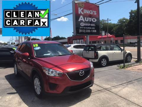 2013 Mazda CX-5 for sale in Tampa, FL