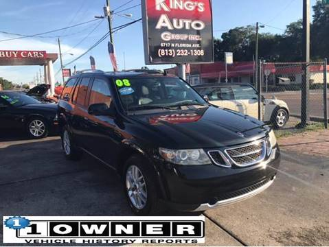 2008 Saab 9-7X for sale in Tampa, FL